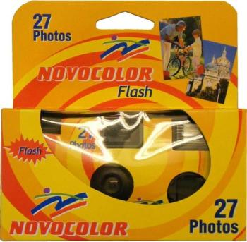 NOVOCOLOR Jetable Flash 400