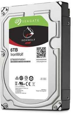 SEAGATE ronWolf 6 To NAS HDD