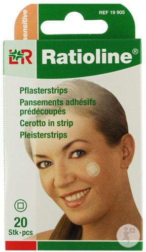 Ratioline Pansement Rond 20